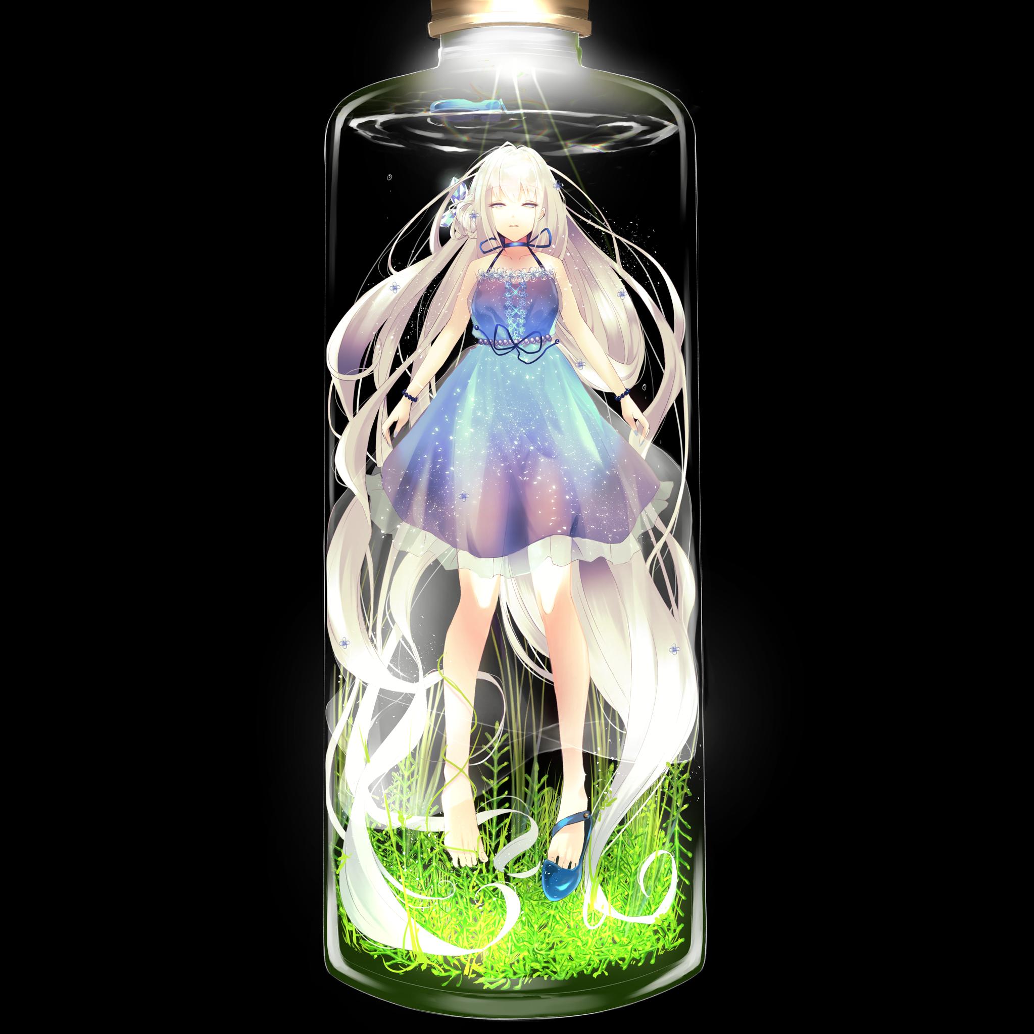 瓶詰め少女 スキマ スキルのオーダーメイドマーケット Skima