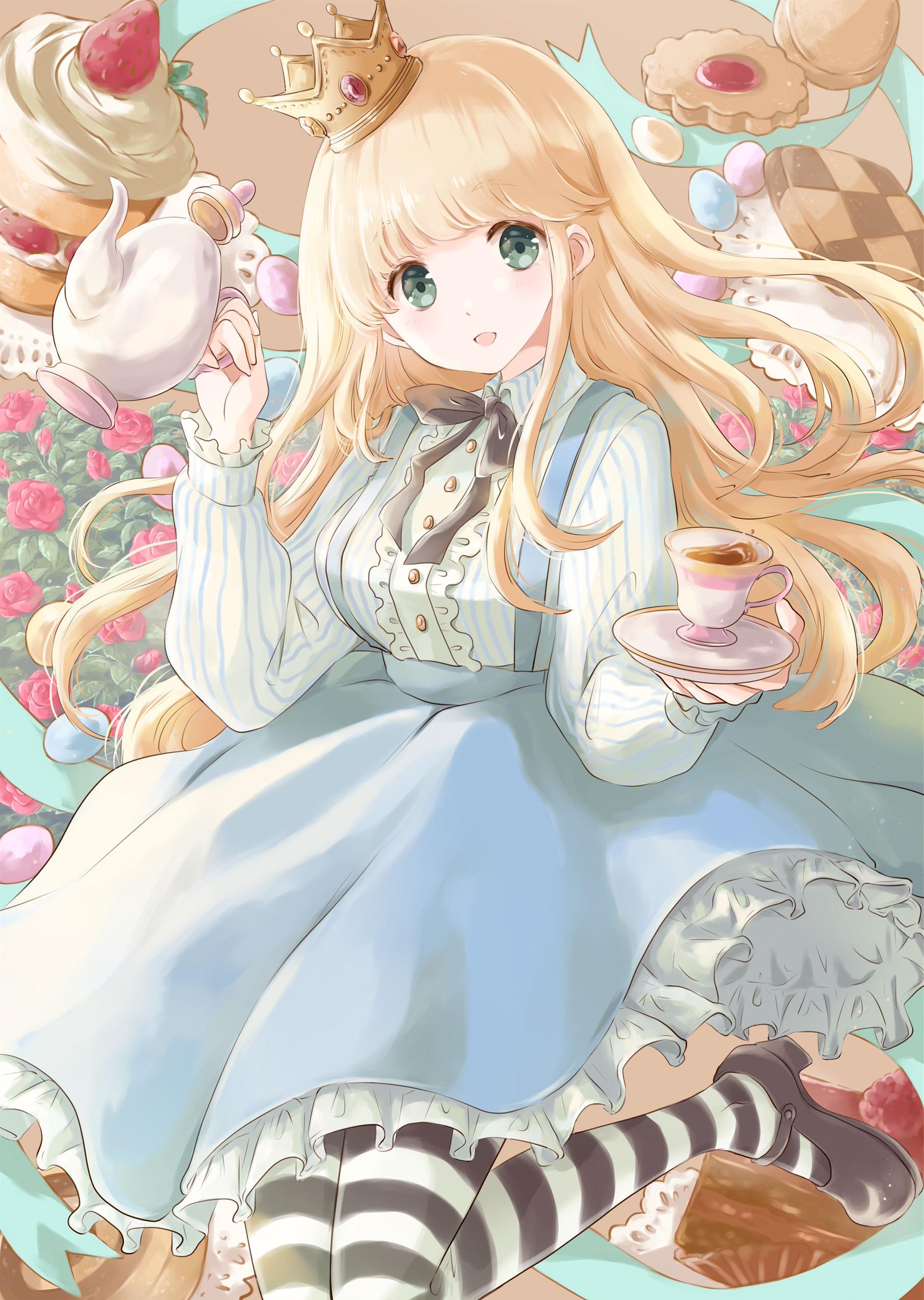 アリスのお茶会 スキマ スキルのオーダーメイドマーケット Skima